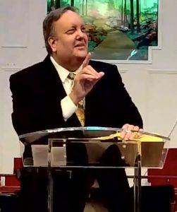 Rev. David Howard